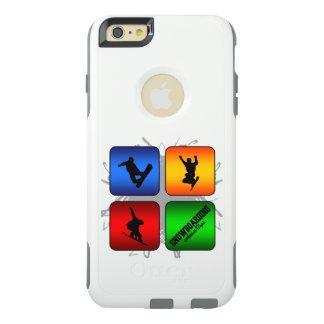 Amazing Snowboarding Urban Style OtterBox iPhone 6/6s Plus Case