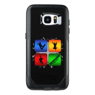Amazing Snowboarding Urban Style OtterBox Samsung Galaxy S7 Edge Case