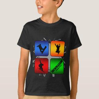 Amazing Snowboarding Urban Style T-Shirt