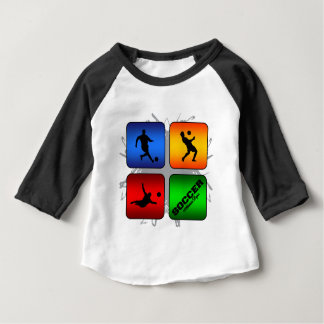 Amazing Soccer Urban Style Baby T-Shirt