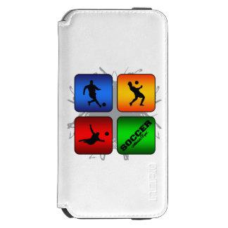 Amazing Soccer Urban Style Incipio Watson™ iPhone 6 Wallet Case