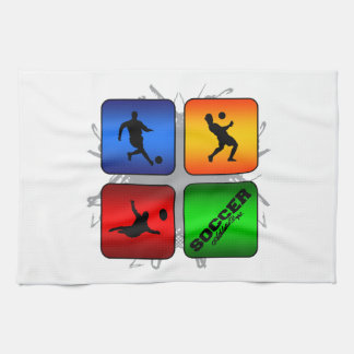 Amazing Soccer Urban Style Kitchen Towel