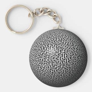 amazing sphere keychain