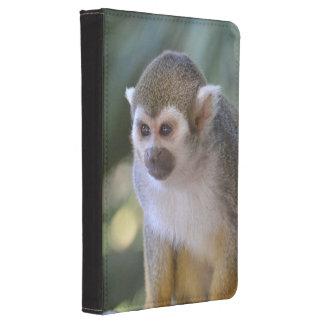 Amazing Squirrel Monkey Kindle 4 Cover