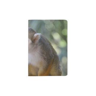 Amazing Squirrel Monkey Passport Holder