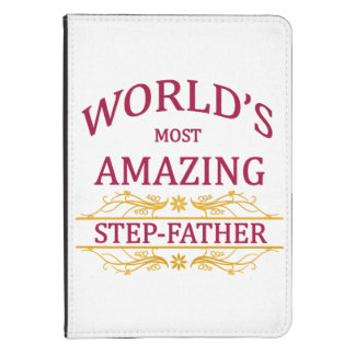 Amazing Step-Father Kindle Cover