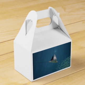 Amazing Stingray Party Favor Boxes