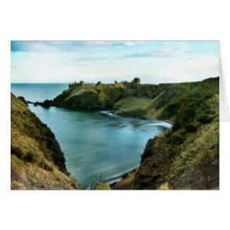 Amazing Stonehaven, Scotland Card