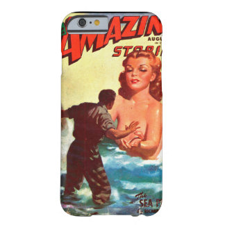 Amazing Stories_ August 1946_Pulp Art Barely There iPhone 6 Case