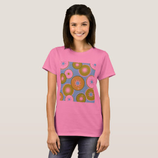 AMAZING SUMMER LADIS TSHIRT WITH KIWI