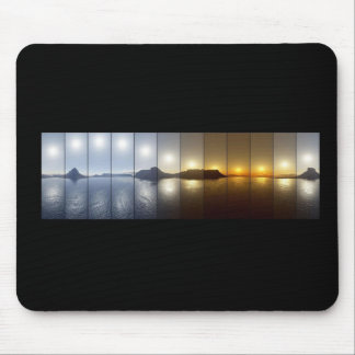Amazing Sun Travel Mouse Pad