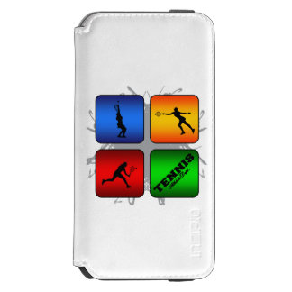 Amazing Tennis Urban Style (Female) Incipio Watson™ iPhone 6 Wallet Case