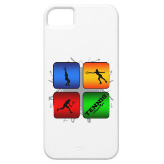 Amazing Tennis Urban Style (Female) iPhone 5 Cover
