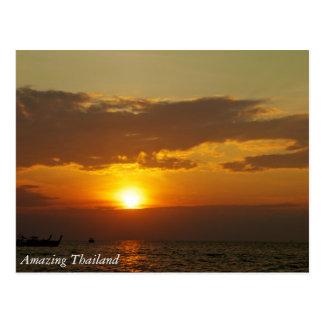 Amazing Thailand Postcard