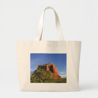 Amazing View at Sedona - Arizona Large Tote Bag