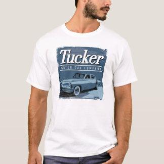 Amazing Vintage Tucker Motor Car Distressed Tee