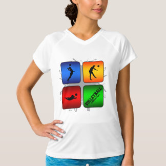 Amazing Volleyball Urban Style T-Shirt