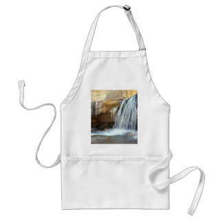 amazing waterfall standard apron