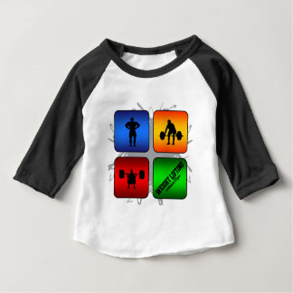 Amazing Weight Lifting Urban Style Baby T-Shirt