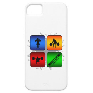 Amazing Weight Lifting Urban Style iPhone 5 Covers