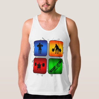 Amazing Weight Lifting Urban Style Tank Top
