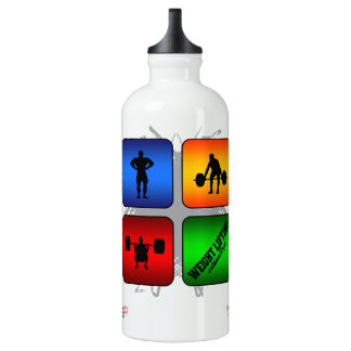 Amazing Weight Lifting Urban Style Water Bottle
