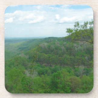 Amazing West Virginia Mountain View Drink Coaster
