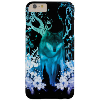 Amazing wolf barely there iPhone 6 plus case