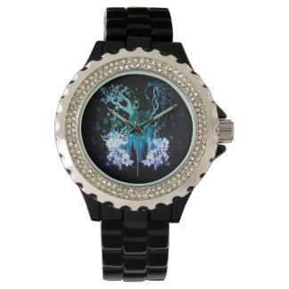 Amazing wolf watch