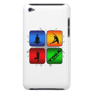 Amazing Yoga Urban Style Barely There iPod Covers
