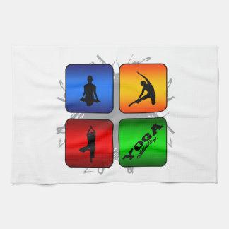 Amazing Yoga Urban Style Kitchen Towel