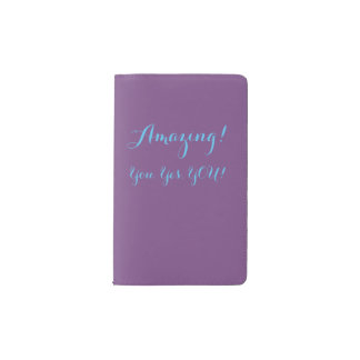 Amazing You Notebook