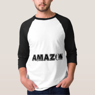 AMAZON Baseball T T-Shirt
