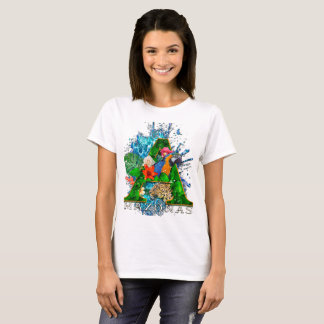Amazon fauna and flora T-Shirt