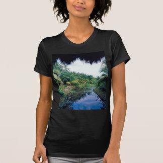 Amazon Jungle River Landscape T Shirts
