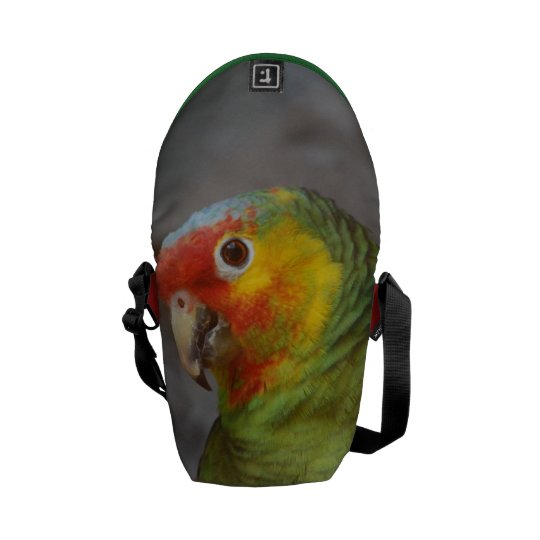 Amazon Parrot Commuter Bag