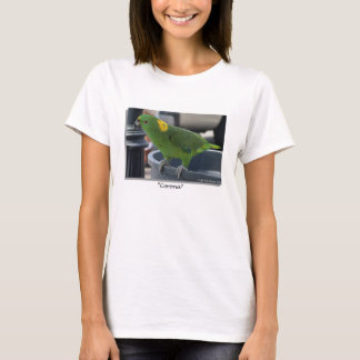 "Amazon Parrot - ""Corona"" T-Shirt"