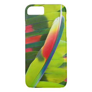 Amazon Parrot Feather Still Life iPhone 8/7 Case