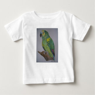 Amazon Parrot watercolor T-shirt
