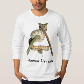Amazon Tree Boa American Apparel Long T-Shirt