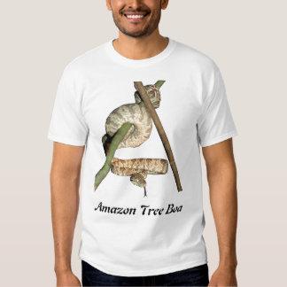 Amazon Tree Boa Basic T-Shirt