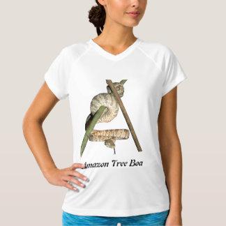 Amazon Tree Boa Micro-Fiber Sleeveless T-Shirt