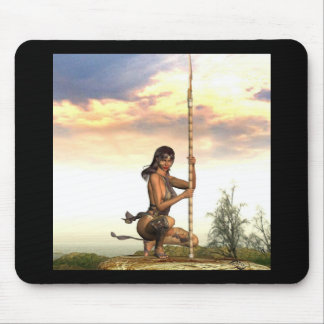 Amazon Warrior Mousepad