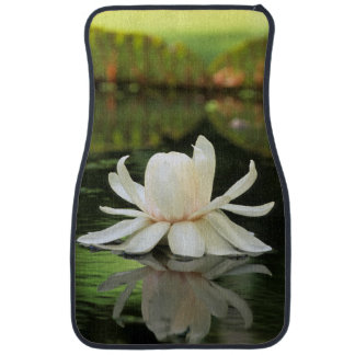 Amazon Water Lily (Victoria Amazonica) Flower Auto Mat