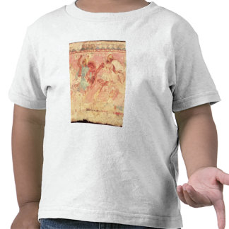 Amazons fighting a Greek warrior T Shirts