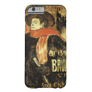 Ambassadeurs Aristide Bruant by Toulouse Lautrec Barely There iPhone 6 Case