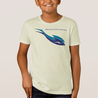 Ambassadors of the Environment Kids T-Shirt