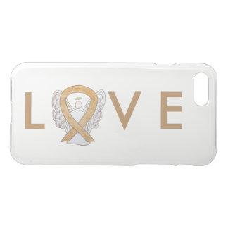 Amber Awareness Angel Ribbon iPhone 7 Case
