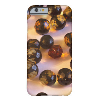 Amber beads | barely there iPhone 6 case