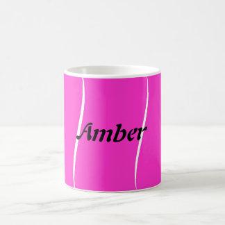 Amber Coffee Mug